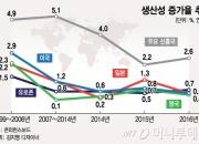 '저생산성=저성장'…세계 경제 '생산성 위기'
