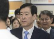 """최지성 삼성 前 부회장 """"모든 결정 제가…국민들께 실망끼쳐"""""""