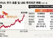 "UBS 반성문? ""SK하이닉스 고점 주장 틀렸다"""