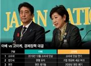 '유리노믹스' vs '아베노믹스'…日, 22일 경제선거 치른다