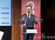 권오현, 10박11일 美 '마지막 출장'…해외거래선과 작별인사