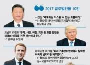 [2017 글로벌인물10]부의 역사를 새로 쓰고 사회 변혁을 주도한 이들(종합)