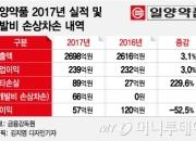 [단독]일양약품, 금감원 감리에 개발비 '손상'처리… 순익 반토막