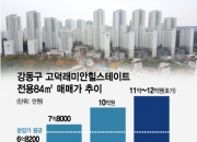 서울 변두리? 좋은학군 입소문 탄 '고래힐'