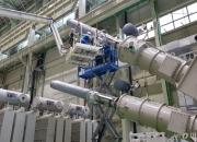 [르포]'HVDC 메카' LS산전 부산공장 가보니…북녘 땅 밝힐 준비 한창