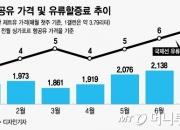 """IATA """"항공유 가격 추가 급등해 항공사 실적 악영향줄 것"""""""