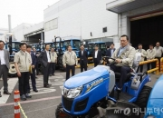 [단독]LS엠트론, '혼자 농사짓는' 자율주행 트랙터 선보인다
