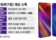 G8씽큐·5G폰 MWC 출격…LG폰 재건 '승부수'