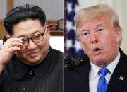 트럼프-김영철, '조용한 협상' 택했다… 공은 스웨덴으로