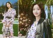 김고은, 샤넬 쇼 참석…외신 사진에서도 '미모 폭발'