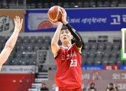 '최진수 버저비터 3점포' 오리온, SK에 77-76 짜릿한 역전승