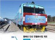 부산~동해 '100분', 유라시아 철도 꽃피운다