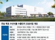 음식한류 '김'… 목포를 수산식품 기지화