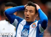 '중국 손흥민' 우레이, 라리가 첫 선발에 최저 평점