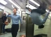 전설의 '지하철 투피엠' 근황 궁금하세요?(영상)