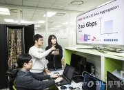 """2GB 영화를 6초 만에"" SKT '갤S10 5G'…최고속도 2.7Gbps"