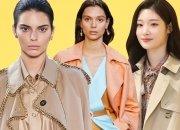 봄 패션 필수템…'트렌치코트' 예쁘게 입는 법