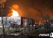 中장쑤성 화학공단 폭발사고, 사망자 62명으로 늘어