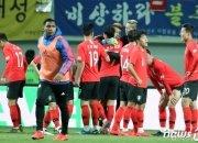 한국, 콜롬비아에 2대1 승리…''손흥민+이재성 골'