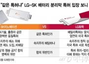 '귤이냐 탱자냐' LG-SK 배터리전쟁 새 변수