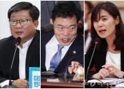 법무장관 후임은… 전해철·김오수·김외숙 '하마평'