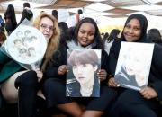 BTS 보러 온 외국인들…강남에 빈 방이 없다