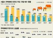 [단독]'강남·마용성' 골라 산 외국인, 5년간 서울집 1만채 매수