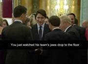 유튜브 웃음거리 된 트럼프 부녀, 조연은 트뤼도·마크롱