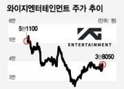 겨우 기지개 폈는데…YG에 왜 공매도가 쏟아질까