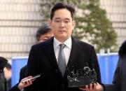 '재판부 숙제 마친' 이재용, 침묵 속 법원출석(상보)