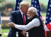 시진핑 코로나로 바쁜 사이...인도 손잡은 트럼프