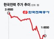 '저유가' 호재에 한국전력으로 몰린 개미들