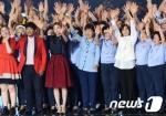 또다시 화제 된 김연아, 朴대통령 '악수 거절'