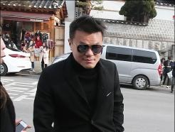 [사진]박진영, '비-김태희 결혼식 참석'