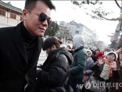 [사진]박진영, '비♥김태희 결혼에 빠질 수 없죠'