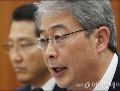 임종룡 '삼성물산-제일모직 합병 관여 안해'