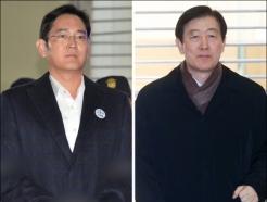 '삼성투톱' 이재용-최지성 시간차 특검 소환