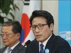 정병국 '당대표 사퇴...내 소임은 탄핵까지'