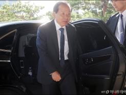 임명동의안 표결' 앞 둔 김이수 헌재소장 후보자