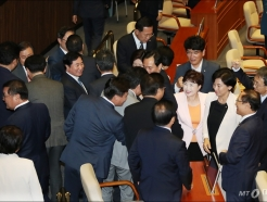 김명수 임명동의안 국회 통과