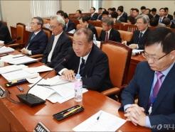 환노위, 최저임금위 등 11개기관 국정감사