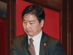 국회 찾은 홍종학 장관