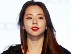 안소희, 레드 립+미니원피스…도발적인 매력 '눈길'