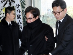이재현 회장, 장모 故김만조 박사 빈소 조문