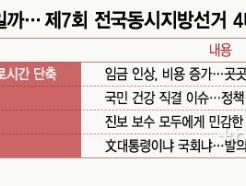 [MT리포트]무엇이 '국민 표심' 흔들까…지방선거 4대 변수