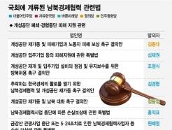 [MT리포트]국제적 대북제재 국면에…국회에 발 묶인 남북 경협 법안