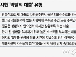[MT리포트]한국 금융은 '약탈적'인가