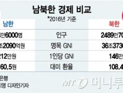 [MT리포트]남북 40배 경제 격차 어떻게…재정·통화 당국판 '작계 5027' 있다