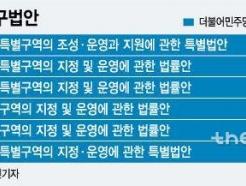 [MT리포트]'통일경제특구법' 드라이브…'평화통일특별도'도