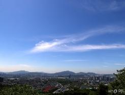 반가운 맑은 하늘